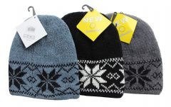 Thermal Beanie winter Hat  S17- HT6479